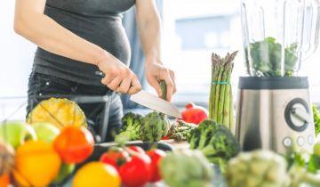 thực phẩm có hại cho mẹ bầu